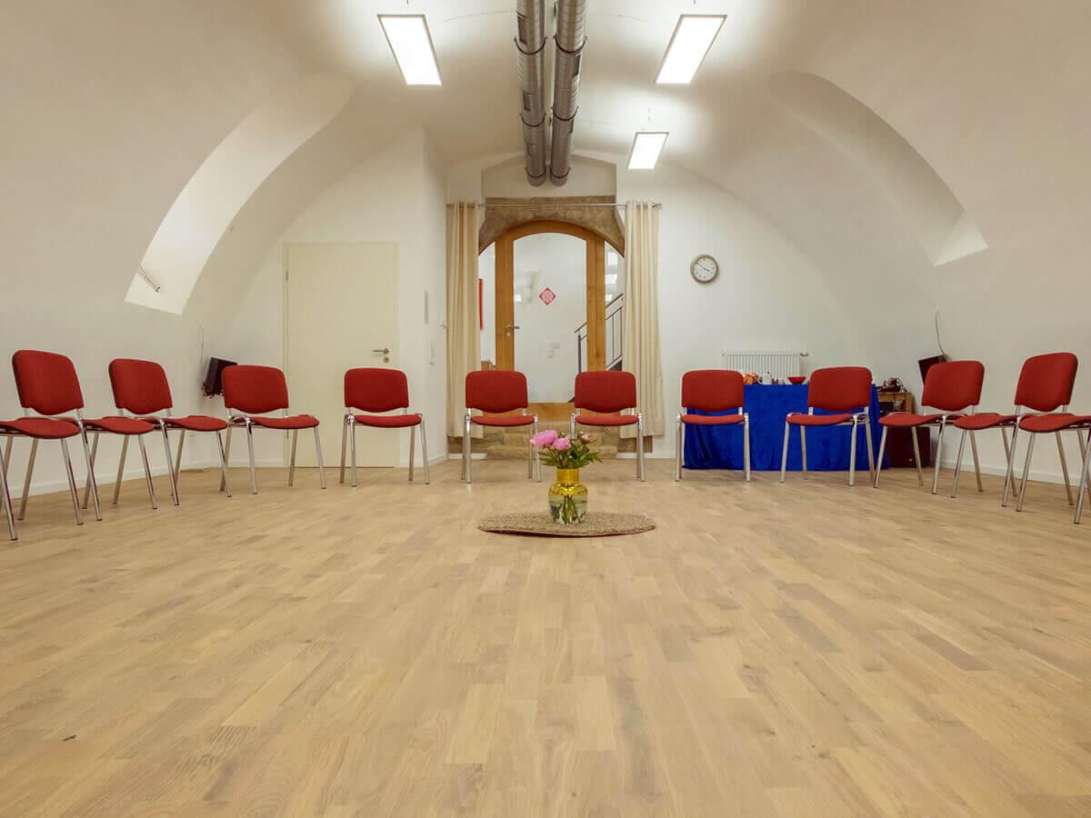 Großer Seminarraum Mandelblütenhof Gimmeldingen