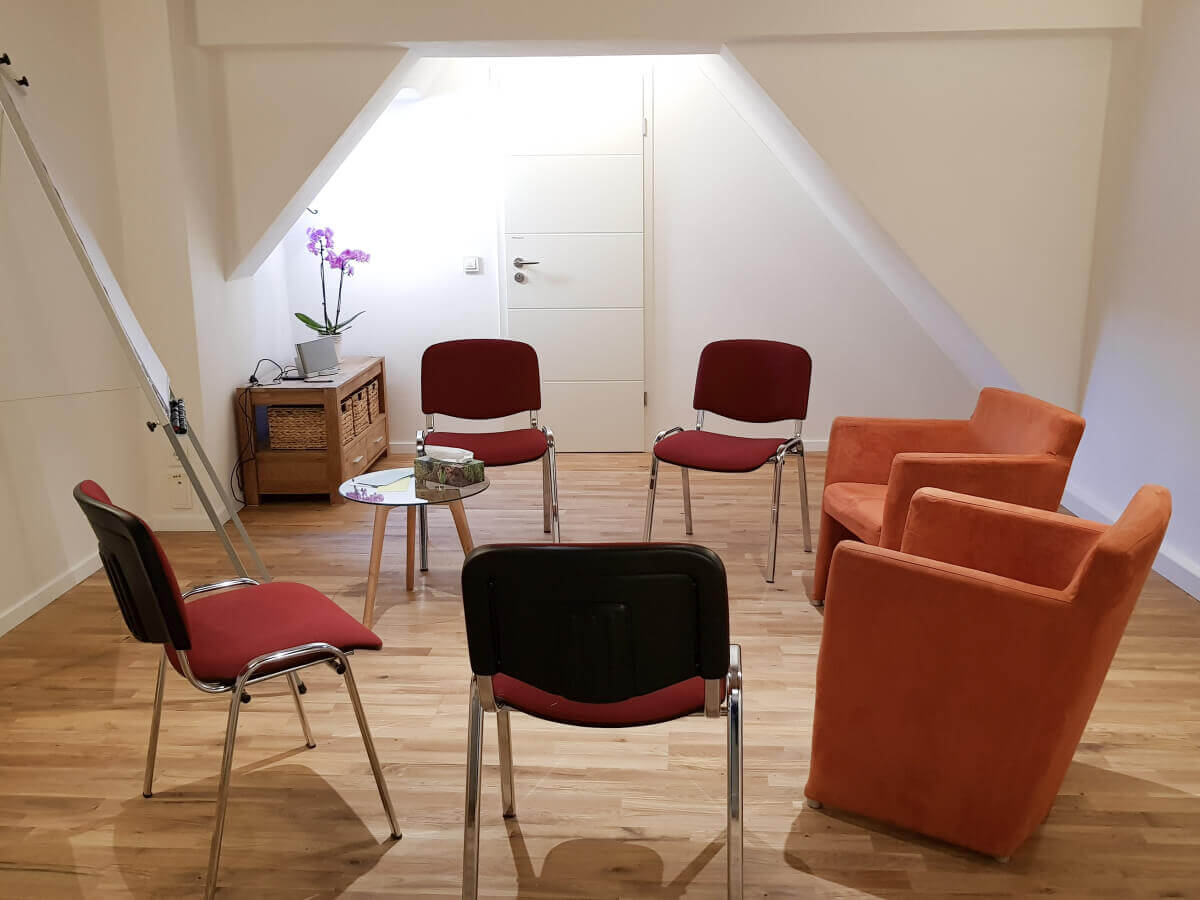 Seminarraum 1 im Mandelblütenhof Gimmeldingen